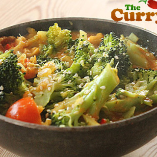 Broccoli Curry