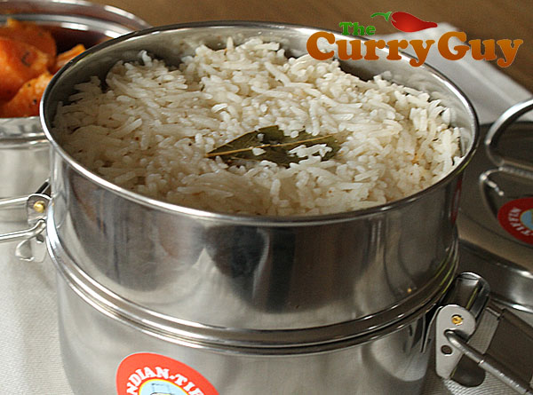 How To Make Perfectly Cooked White Rice
