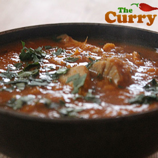 Chicken Dhansak Curry