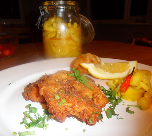 Twice Fried Panjabi Fish Recipe That is Perfect for Romantic Dinners and Large Parties