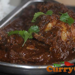 Wild Duck Curry with a Tamarind Sauce