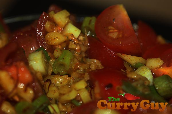 Turmeric Tomatoes
