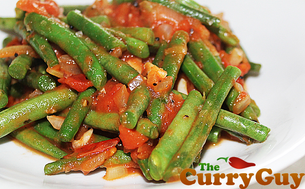 How To Make An Authentic Indian Vegetarian Green Bean Curry
