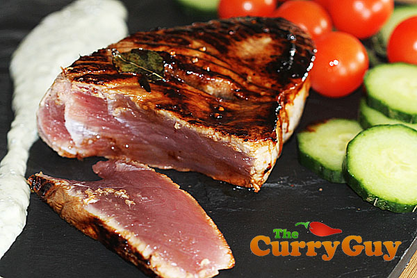Goan seared tuna