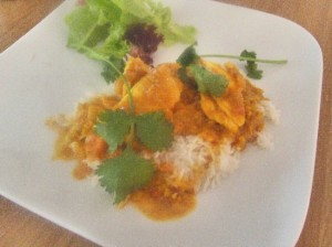 Indian Fish Curries - Halibut
