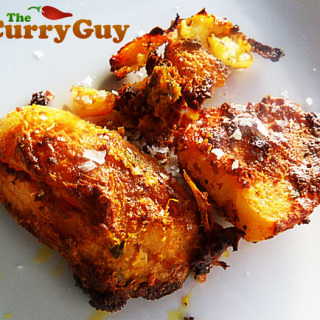 How To Make Tandoori Aloo – Roasted Indian Spiced Potatoes