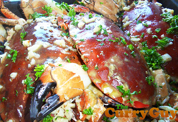Indian butter crab