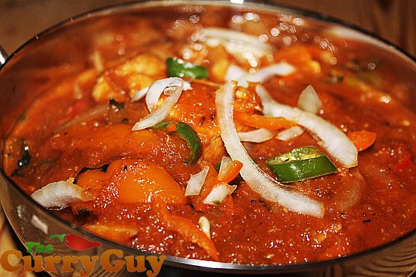 Chicken Jalfrezi Recipe British Indian Restaurant Curry House
