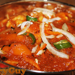 How To Make Chicken Jalfrezi