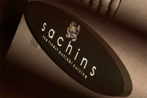 Sachins Restaurant in Newcastle