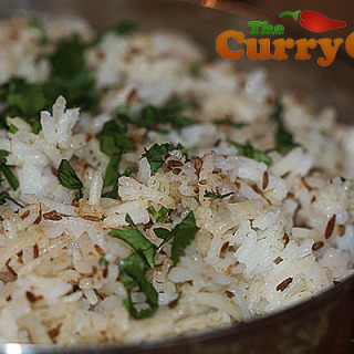 How To Make Cumin Rice