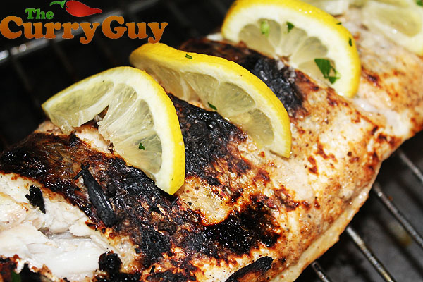 Tandoori Sea Bass