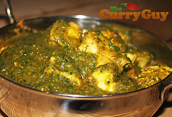 Chicken saagwala curry recipe by the curry guy chicken saagwala forumfinder Images