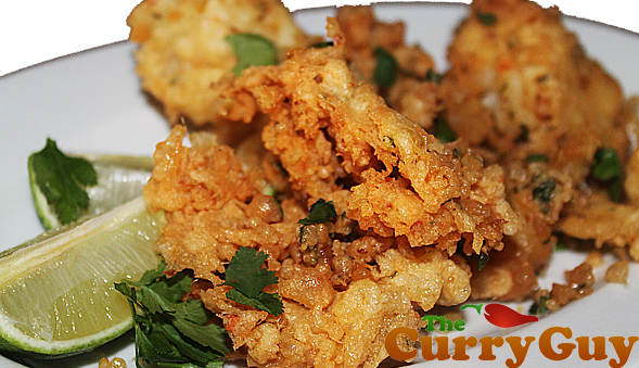 How To Make Fish Pakora