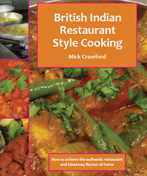 British Indian Restaurant Style Cooking