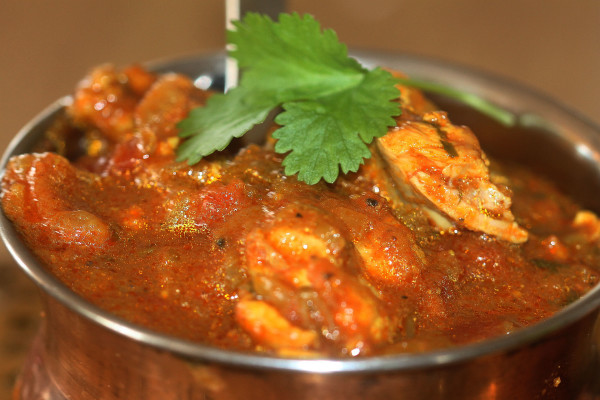 Punjabi chicken curry british indian restaurant recipes by the making chicken curry forumfinder Image collections