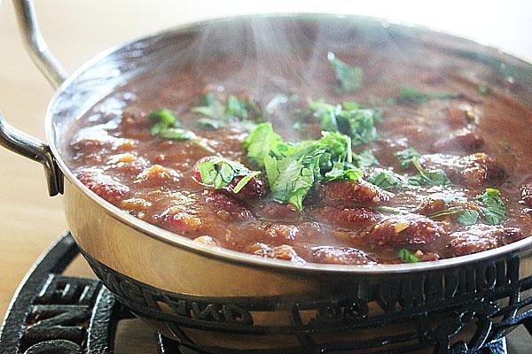 Kidney Bean Curry