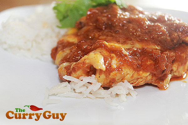 Naga Chicken Curry