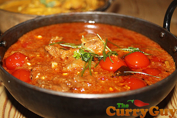 This goat rogan josh recipe is my play on a very traditional recipe