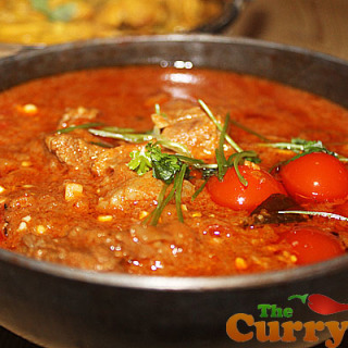 Spicy Goat Rogan Josh