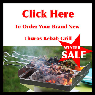 Thuros Kebab grill special offers