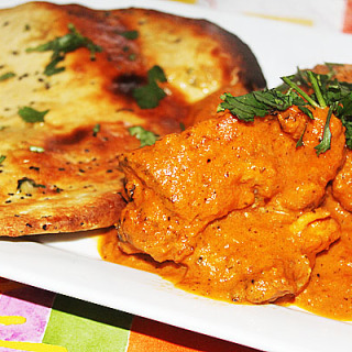 Butter Chicken Curry