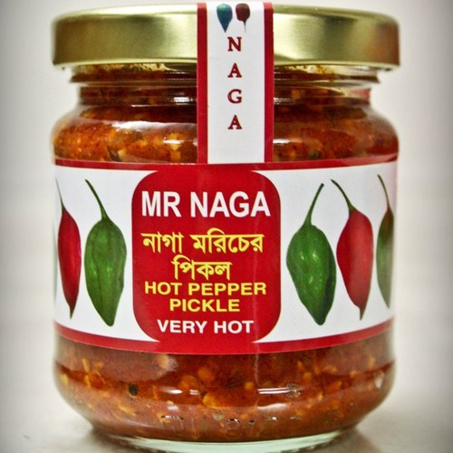 Mr Naga adds a fresh and very hot punch so be careful!