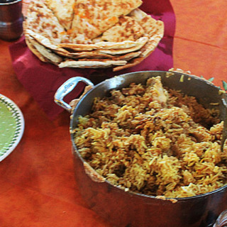 Mutton or Lamb Biryani Recipe