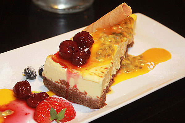 Namaaste Kitchen Cheesecake