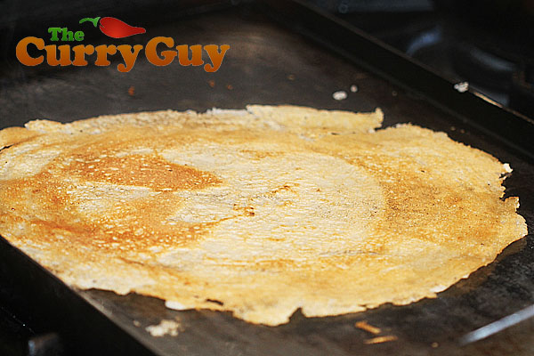 Dosa by The Curry Guy