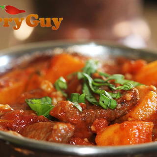 Lamb and Sweet Potato Curry
