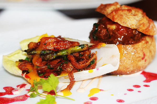 Chilli pork belly. This is a recipe to try. Just click the link.