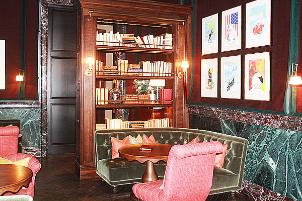A Review Of The Rosewood London And Scarfes Bar