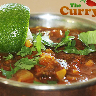 Quick And Easy Curry House Style Beef Madras