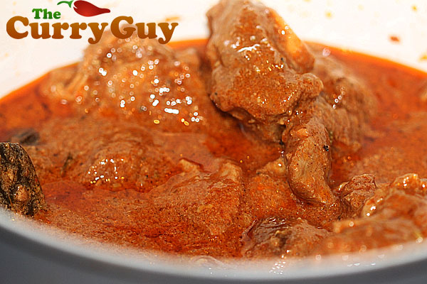 Rogan Josh Curry