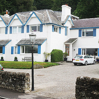 A Review of Meall Reamhar and The Four Seasons Hotel Loch Earn