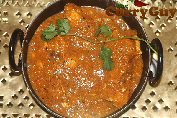 Balti Recipes Chicken Tikka Masala Balti Recipe By The Curry Guy