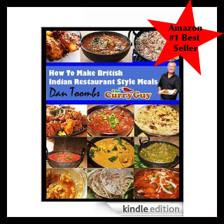 The Curry Guy's Best Selling Cookbook