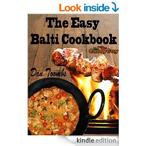 Balti Cookbook