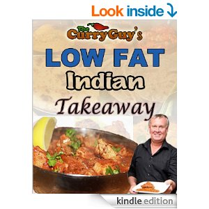 Low Fat Indian Takeaway ebook cover