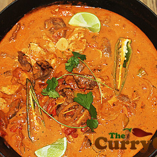 Mix It Up Special Balti