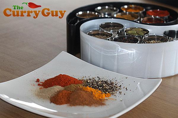 GinaDini Spice Dabba