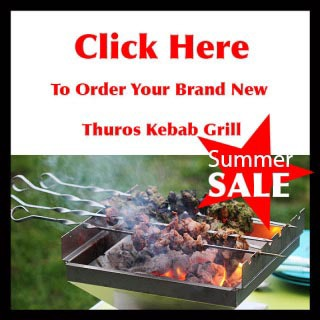 Thuros Barbecue Supplier Sale