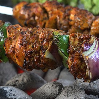 how to make chicken keema kebabs