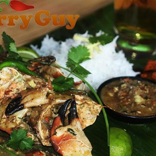 Jaffna crab curry