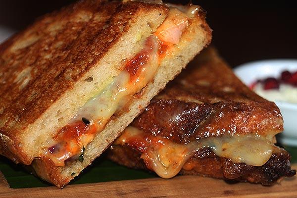 Scarfes Bar Club Sandwich