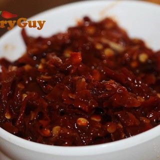 Sri Lankan Red Chilli Sambol