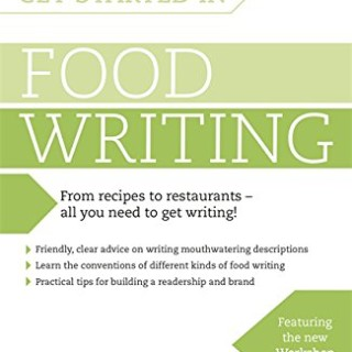 Get started food writing book cover