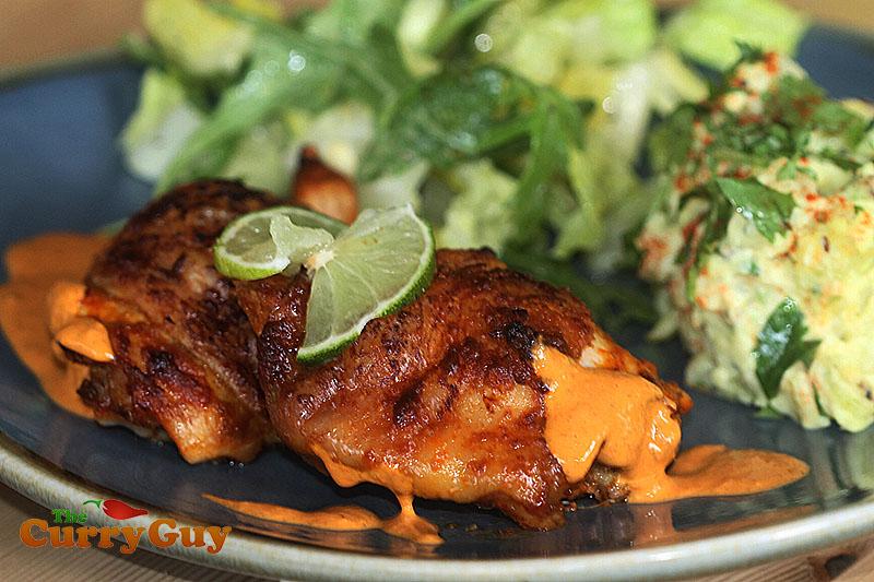 Brazilian piri piri chicken