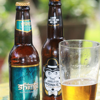 Beer Review – Shimla and Himalayan Monkey Beer
